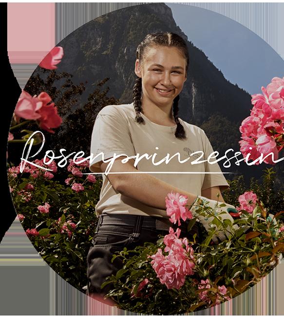 Stelleninserat-Rosenprinzessin